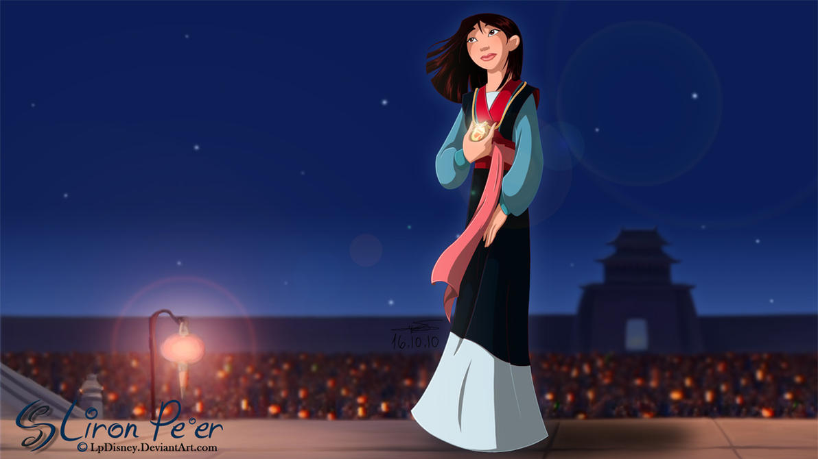 Mulan 10 - The Hero of China by LPDisney