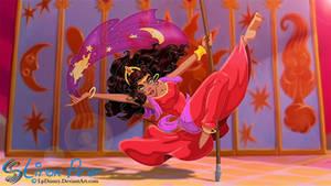 Esmeralda3- Dance La Esmeralda