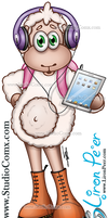 Lilly the Sheep 06 (Studio Comx 2012)