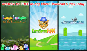 Bugy, Max and Julie - Cool FREE apps on App Store