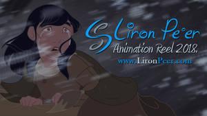 Liron Peer's 2D Animation Reel 2018