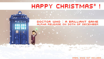 Happy Christmas - Doctorwho : A Brilliant Game