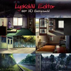 LyokoVN Editor