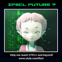 Crowdfunding Voices for IFSCL! [ Code Lyoko Game ]