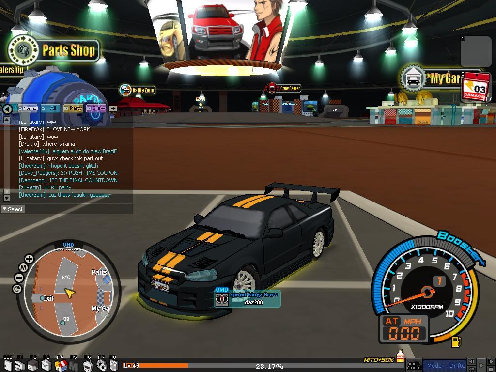 Drift city download