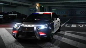 E7 police. NFS