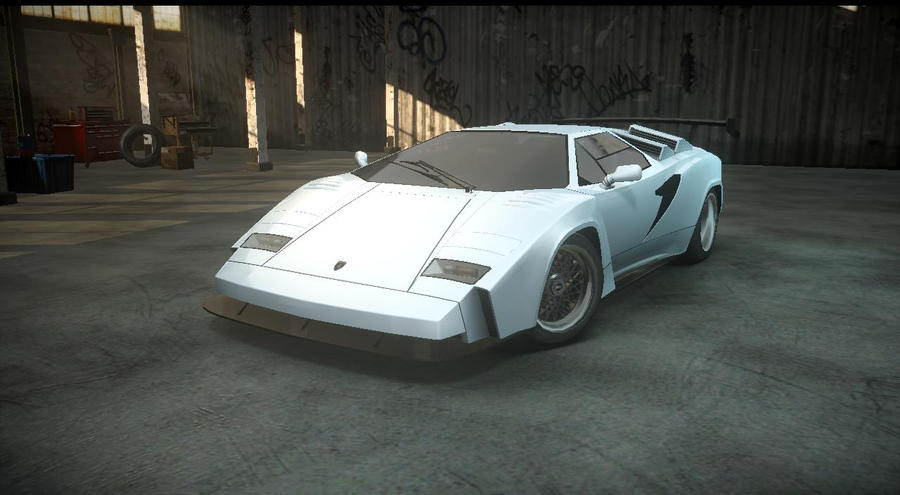 lamborghini countach nfs the run by dazkrieger on deviantart. Black Bedroom Furniture Sets. Home Design Ideas