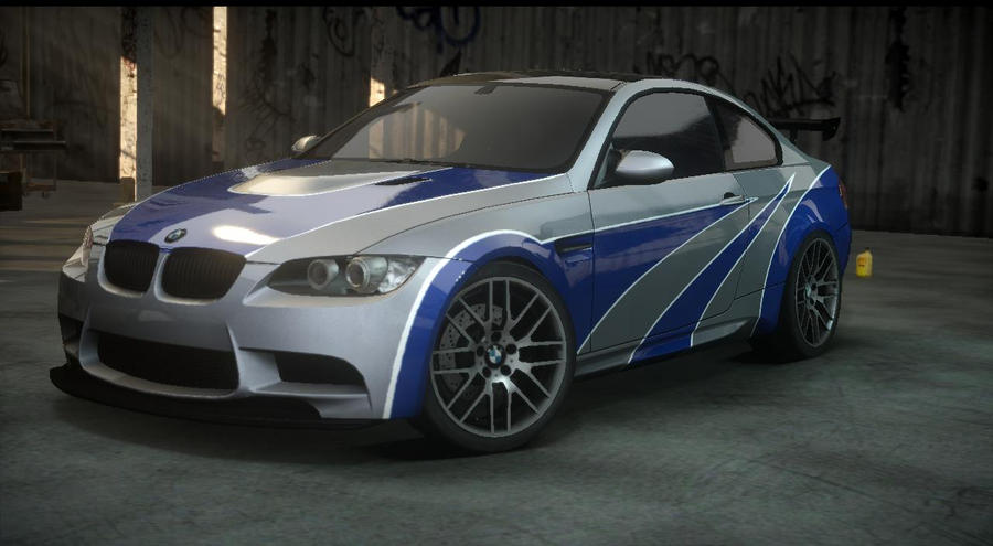 Bmw M3 Most Wanted The Run By Dazkrieger On Deviantart