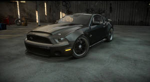 ford mustang sig etd the run