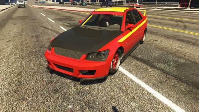 my Sultan RS in GTA online by daz1200 on deviantART