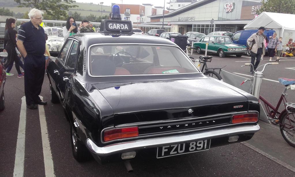 Classic Car Membership Ireland