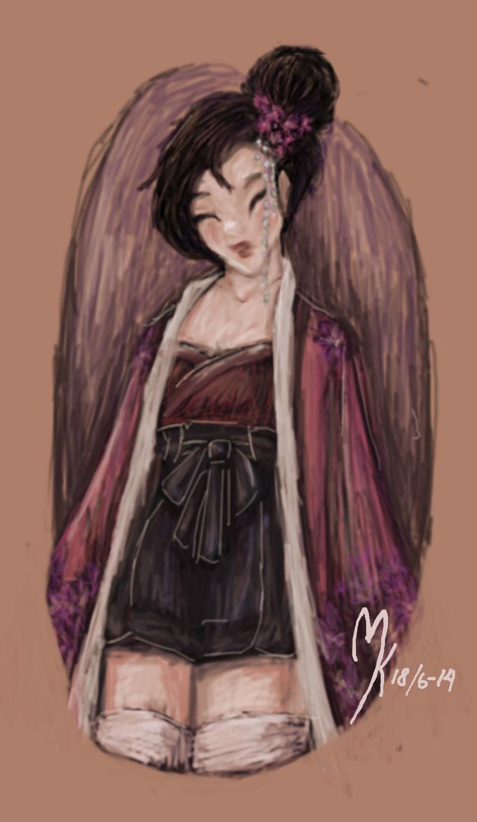 Mulan by by-MK