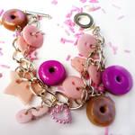 Fairy Cakes - Donut Bracelet