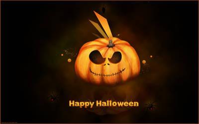 Happy Halloween by B2rhom