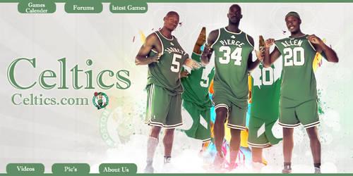 Celtics - Header by B2rhom