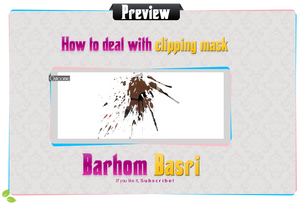 How to deal w/ Clipping Mask