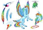 Headcanon - Rainbow Dash