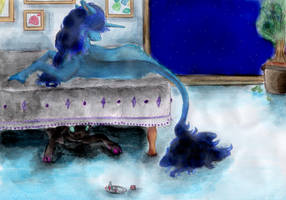Lurking by Dawn22Eagle