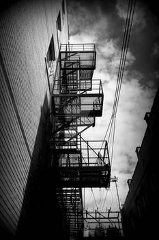 Another fire escape