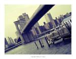 Brooklyn Bridge by Docca