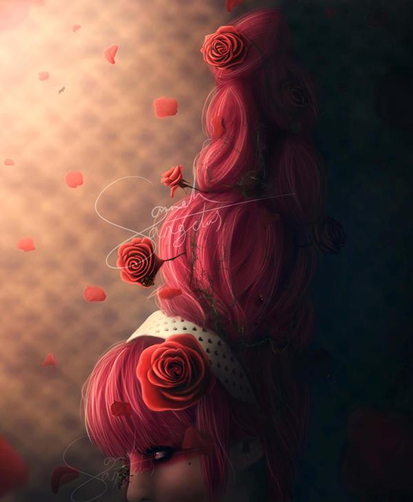 Mistress Rose by Sangelus