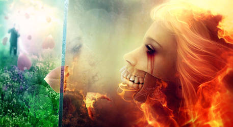 Feels Like Hell by Sangelus