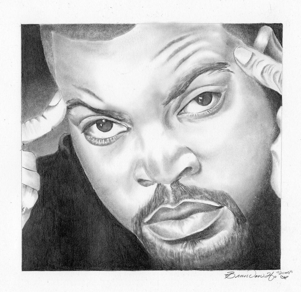 Ice Cube by 7Brandon3 on DeviantArt