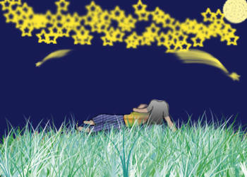 Starry Sky by KouryuuLurve