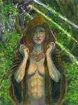 Freya2 by manyfacesart
