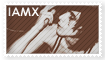 Iamx Stamp By Yoshinorinka by XxMissBrightSidexX