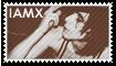Iamx Stamp By Yoshinorinka by XxMissBrightSidexX