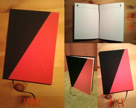 Quinzel notebook