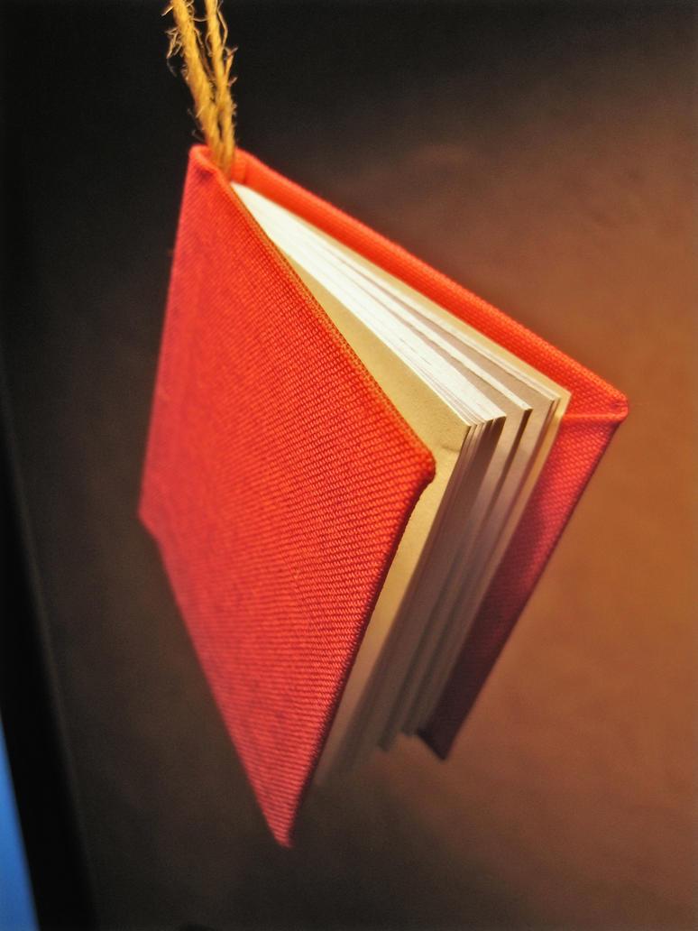 Miniature book by Vanyanie