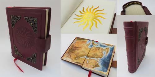 Dragon Age Codex Notebook, Diary, Journal by Vanyanie