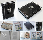 Dishonored Outsider journal, notebook, diary