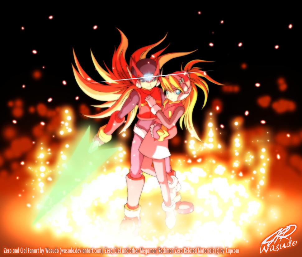 Rockman Zero: The Savior by Wasudo