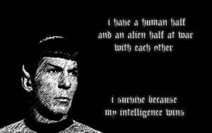 Mr. Spock by TiredBaboon
