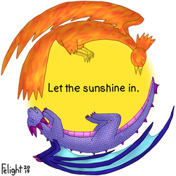 Let the Sunshine In by ApolloTulpa