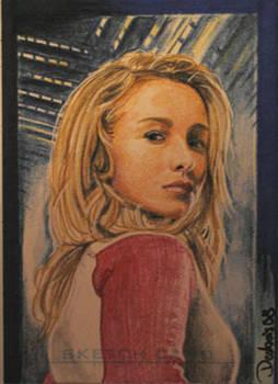 Hayden Panettiere -Claire SDCC