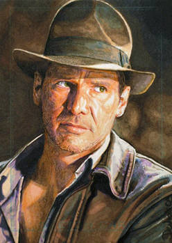Indiana Jones -Legend I become