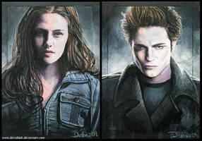 Twilight -Edward and Bella
