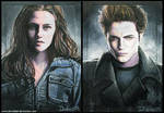Twilight -Edward and Bella