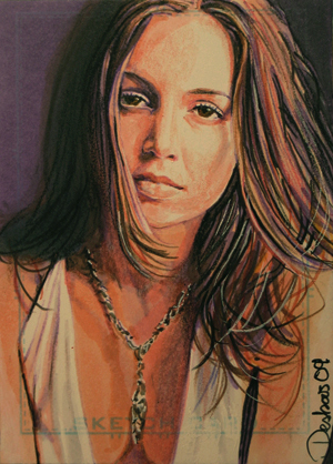 Eliza Dushku by DavidDeb