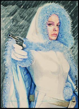 Padme -Snowbunny suit by DavidDeb