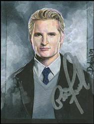 Carlisle Cullen -autographed by DavidDeb