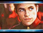 Chris Pine as James T. Kirk