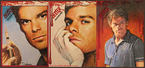 Dexter -SDCC Collector Cards