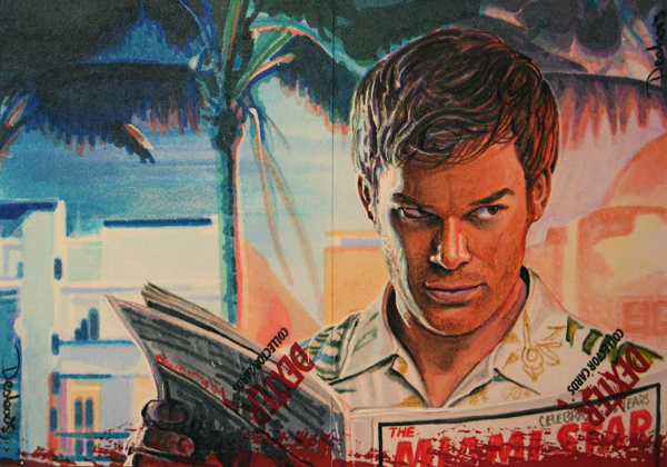 Dexter -Miami Star