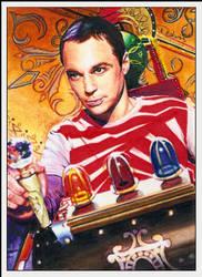 Big Bang Theory by DavidDeb