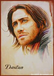 Dastan -Prince of Persia by DavidDeb